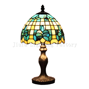 TL080026-tiffany glass light stained glass bedside lamp