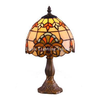 TL080032-baroque tiffany lamp glass ighting