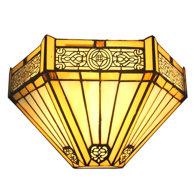 WL120031 12 inchTiffany wall sconce wall light  stained glass  wall lighting from jiufa tiffanyfacto