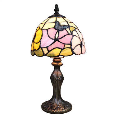 TL060015 small tiffany talbe lamp gift for child tiffany table lights