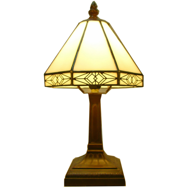 TL070005-mission table lamp tiffany style table lamp factory offer