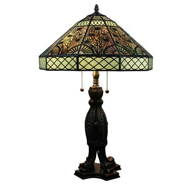 TL160053 16inch tiffany table lamp Jiufa tiffany lighting factory