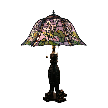 TL160054 16inch tiffany table lamp Jiufa tiffany lighting factory