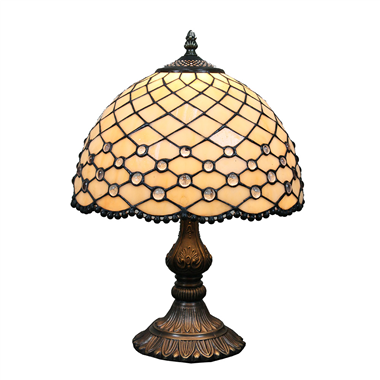 TL160055 16 inch Water drops lamp tiffany lamp table lamp