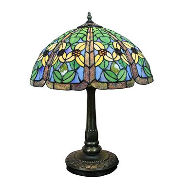 TL160057 16inch tiffany table lamp Jiufa tiffany lighting factory