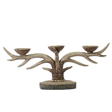 CH0001- antlers candle holder Gifts & Decor  Deer horn  3  sets