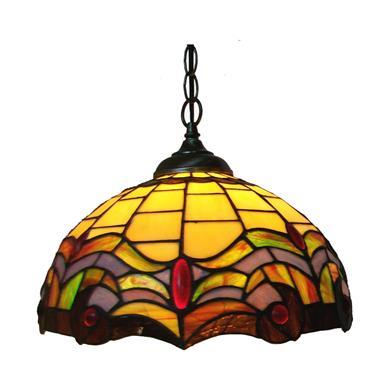 PL120007 12 inch Tiffany Style Pendant Lamp hanging lighting