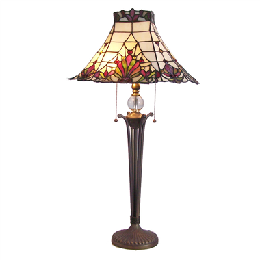 TL180001 18inch  tiffany table lights tiffany table lamp from Jiufa