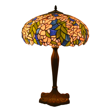 TL170001 17inch  tiffany table lights tiffany table lamp from Jiufa