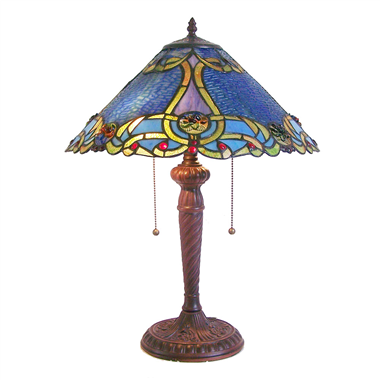 TL170002 178inch  tiffany table lights tiffany table lamp from Jiufa