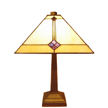 TL140004 14 inch Zinc alloy base tiffany table lights tiffany table lamp from Jiufa
