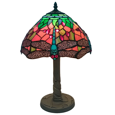 TL120001 12 inch TIFFANY LAMP table lamp  gift for new house from China