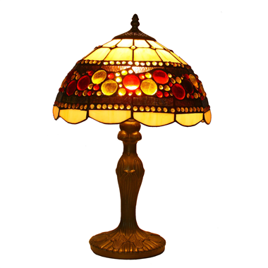 TL120004 12 inch TIFFANY LAMP table lamp  gift for new house from China