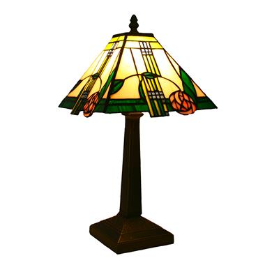 TL120009 12 inch flower TIFFANY LAMP table lamp  gift for new house from China