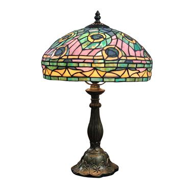 TL120011 12 inch TIFFANY LAMP table lamp  gift for new house from China