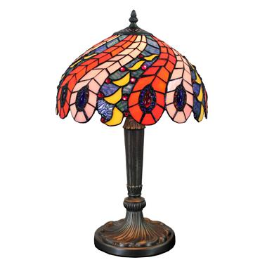 TL120013 12 inch TIFFANY LAMP table lamp  gift for new house from China