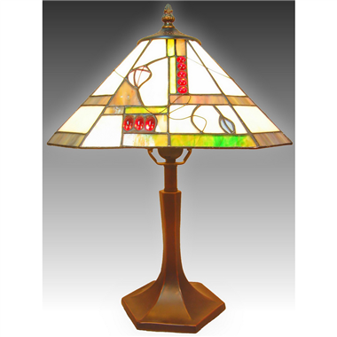 TL120016 12 inch TIFFANY LAMP table lamp  gift for new house from China