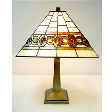 TL120017 12 inch TIFFANY LAMP table lamp  gift for new house from China
