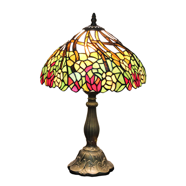 TL120018 12 inch TIFFANY LAMP table lamp  gift for new house from China