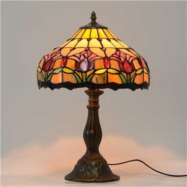 TL120020 12 inch TIFFANY LAMP table lamp  gift for new house from China