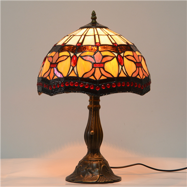 TL120024 12 inch TIFFANY LAMP table lamp  gift for new house from China