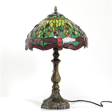 TL120025 12 inch TIFFANY LAMP table lamp  gift for new house from China