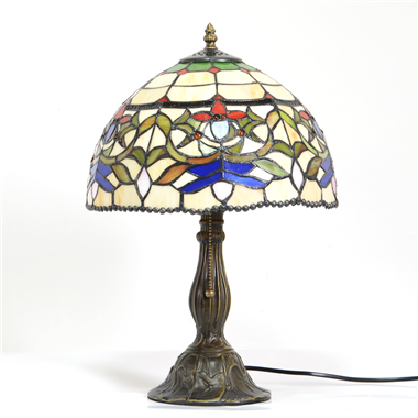 TL120026 12 inch TIFFANY LAMP table lamp  gift for new house from China