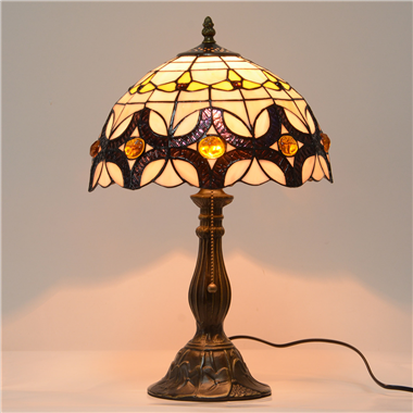 TL120027 12 inch TIFFANY LAMP table lamp  gift for new house from China