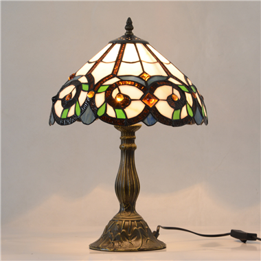 TL120028 12 inch TIFFANY LAMP table lamp  gift for new house from China