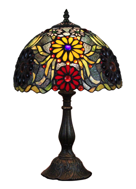 TL120040 12 inch TIFFANY LAMP table lamp  gift for new house from China
