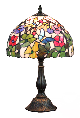 TL120041 12 inch TIFFANY LAMP table lamp  gift for new house from China