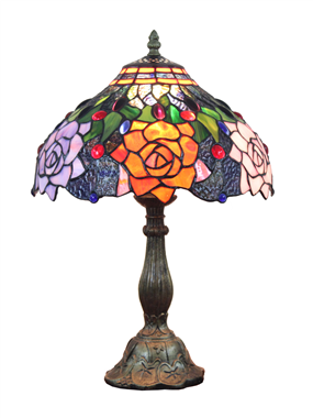 TL120045 12 inch TIFFANY LAMP table lamp  gift for new house from China