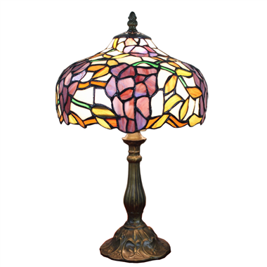 TL120049 12 inch TIFFANY LAMP table lamp  gift for new house from China
