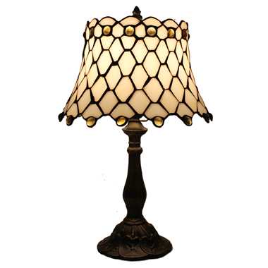 TL100010 10 inch resin base tiffany table lamp from China Jiufa