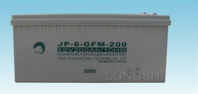 技术参数JUMPOO蓄电池