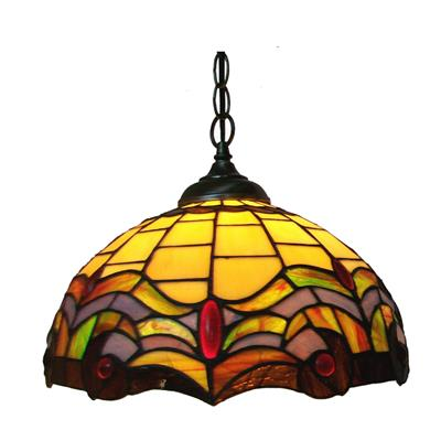 PL120007 12 inch Tiffany Style Pendant Lamp hanging lighting