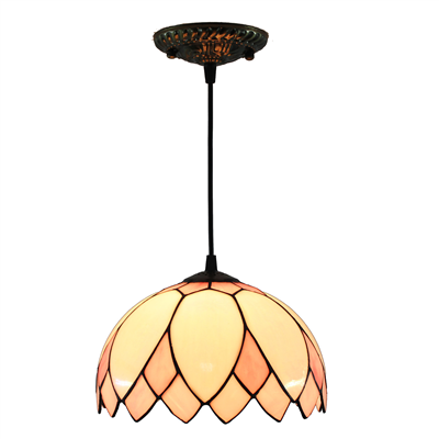 PL120037 12 inch Tiffany Style Pendant Lamp stained glass hanging lighting