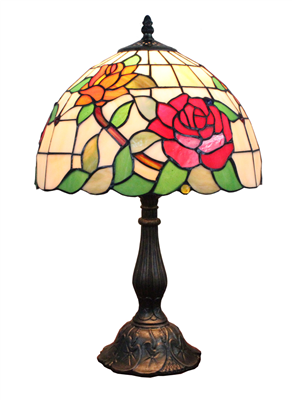 TL120207 12 inch TIFFANY LAMP table lamp  gift for new house from China