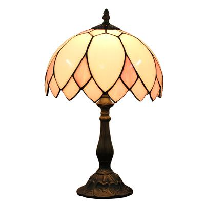 TL100004 10 inch tiffany table lamp from China Jiufa