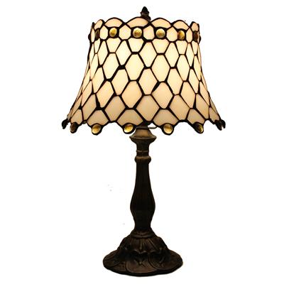 TL100010 10 inch resin base tiffany table lamp from China Jiufa