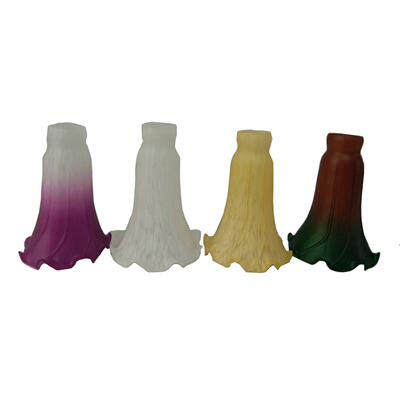 Lily lamp shade many color can be selected