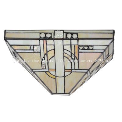 WL120053-Metropolitan Tiffany Wall Light Sconce