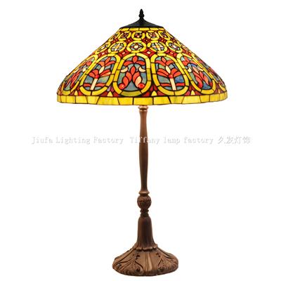 TL200011 20inch Venetian Tiffany Lamp Desk Light