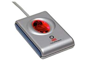 中控指纹仪URU4000B