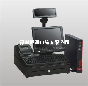 吉成GS-3010 分体式收款机