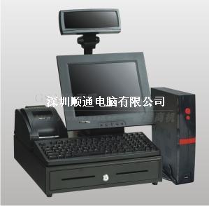 吉成GS-3012分体式触摸屏收款机