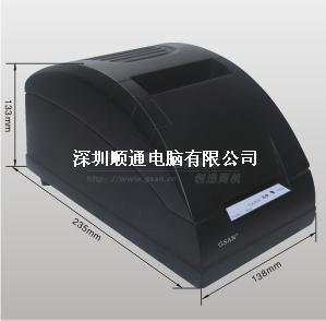 GS-58QD 热敏**打印机