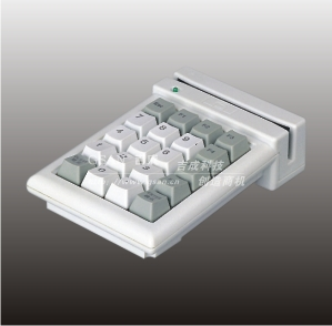 刷卡小键盘