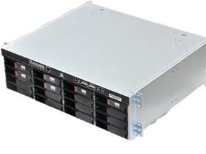 原装3U16盘位SAS 热插拔存储阵列柜