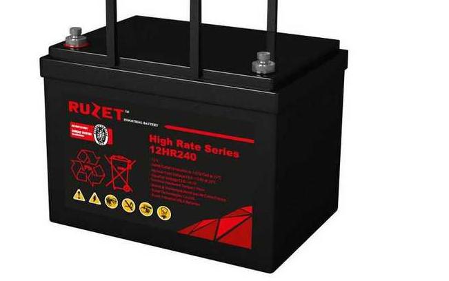 法国RUZET蓄电池